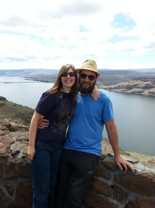 At the Wild Horses Overlook