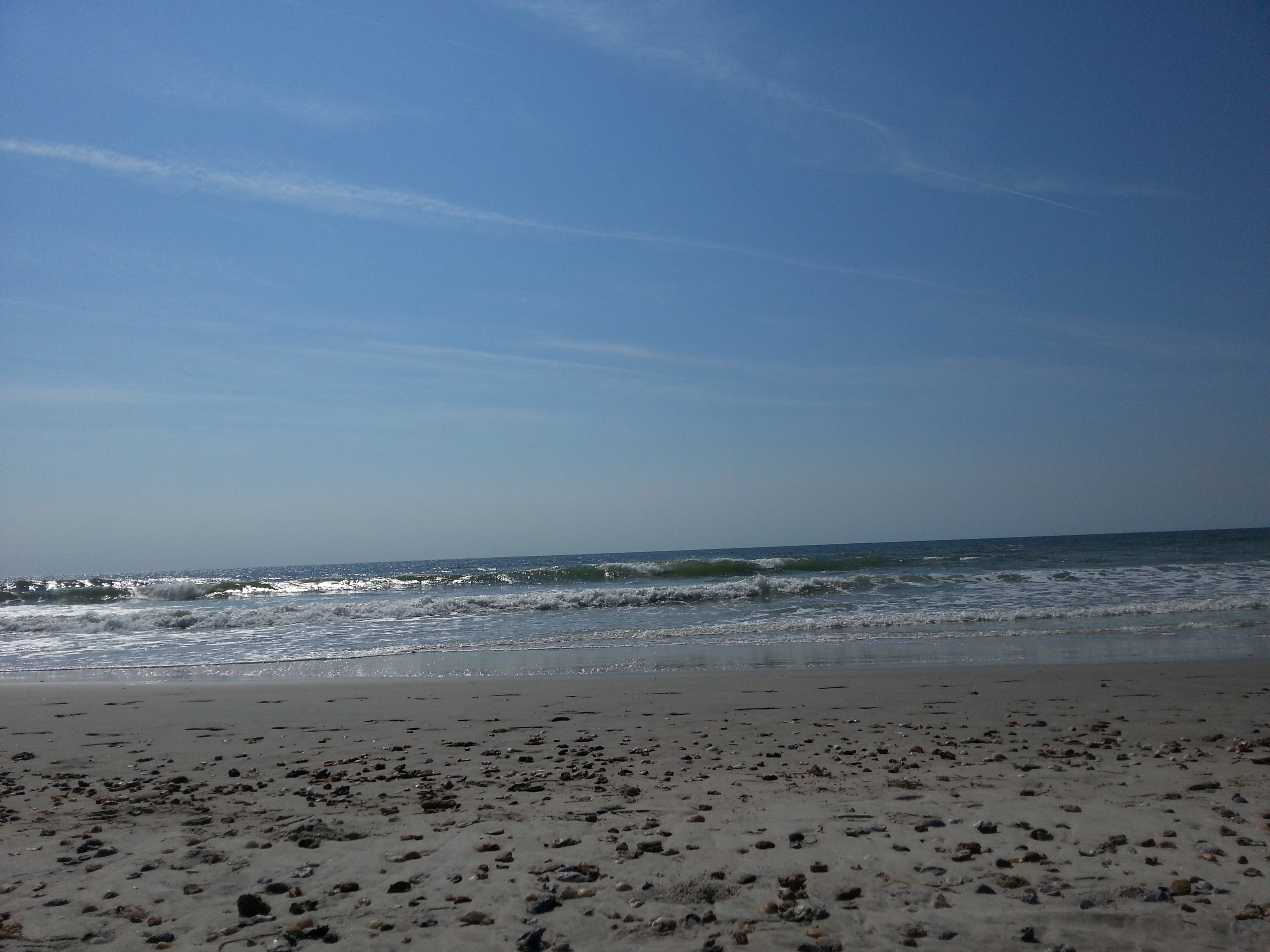 Greetings From Topsail Island!